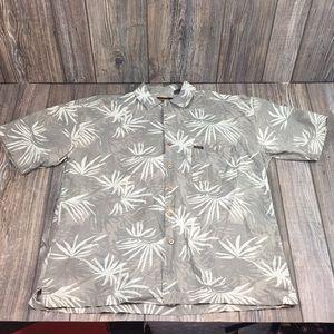 Wolverine Button Up Short Sleeve Shirt Men's Sz.XL